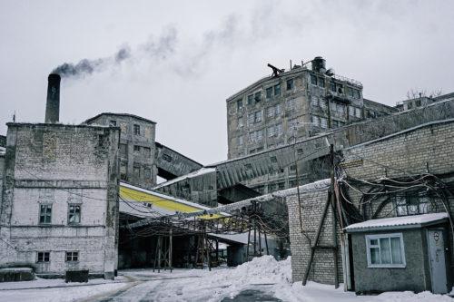 Початок трансформації українського Сходу: Щоденник енергетичного інфотуру. Фото Анни Акерманн